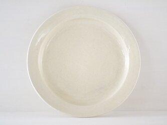 9寸皿・ベージュの画像