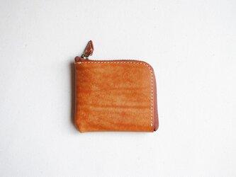 L字ファスナー財布(大)の画像