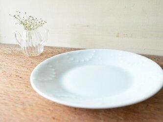 hanabi 丸いお皿  カレー、パスタにも♪の画像