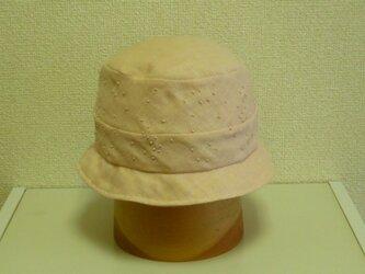 ダブルガーゼのクロシェの画像