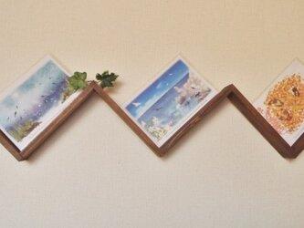 階段風 CDラックの画像