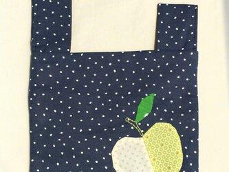 リンゴバッグの画像