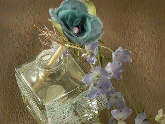 手漉き和紙花リードディフューザースティックの画像