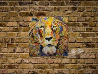 "Title ""LION""の画像"
