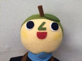 リンゴ君 の画像