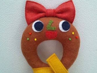 ドーナッツちゃんの画像