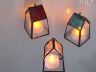 ちいさいおうちのちいさい灯り(レッド)の画像