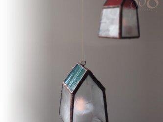 ちいさいおうちのちいさい灯り(グリーン)の画像