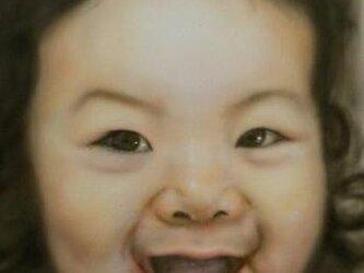 エアブラシ似顔絵(フルカラー)の画像