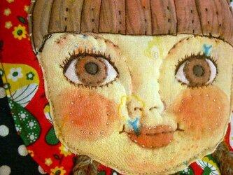 赤頭巾ボストン&ショルダーBAGの画像
