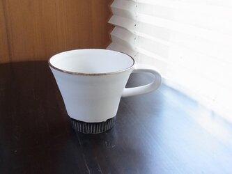 線文マグカップの画像