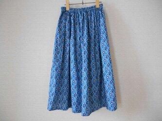 リバティのスカートの画像