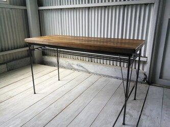 【展示作品】ダイニングテーブル(siro様仕様)の画像