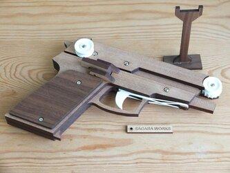 ホップアップ式輪ゴム鉄砲 SAGARA RG1300 Ver.1.2の画像