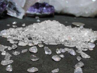 s022-02 水晶サザレ ホワイトカラーの画像