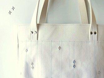 【MT様ご注文】バッグ ~ 雨粒の画像