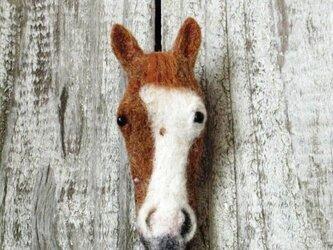 馬のブローチ ~ノーザンテースト編~の画像