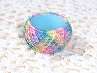 加賀ゆびぬき『七色鱗-虹-』の画像