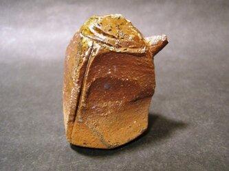 水滴(唐津焼〆)の画像