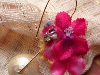なでしこシリーズ ピンク(右耳)の画像