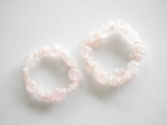 Rose Quartz Braceletの画像