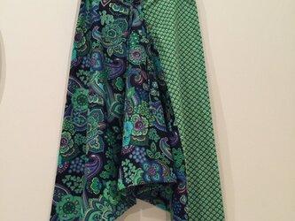 paisley & green さんかくパンツの画像