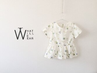 BELLE FLARE TOPの画像