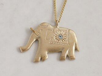Elephant pendant[PD030K10]の画像