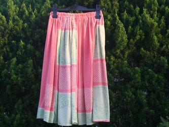 たっぷり・美ドレープ スカートの画像