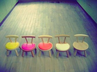 kid's chairの画像