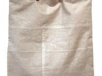 flat bag(すっきり綿麻)の画像