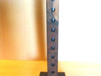 クラロウオールナット500円貯金箱の画像