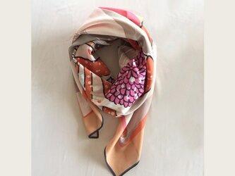 sensu ~silk cotton scarf~の画像