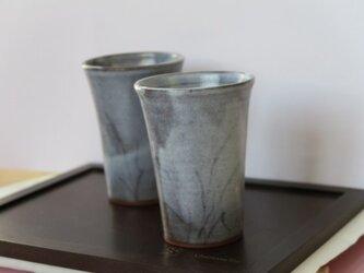 麦文 ビアカップ の画像