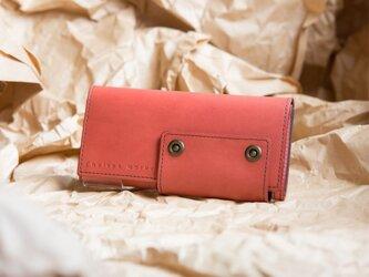 Wallet【Garcia】#pinkの画像