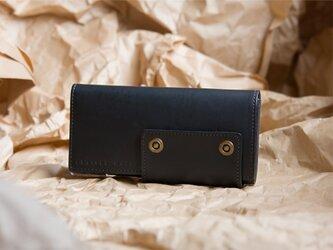Wallet【Garcia】#blackの画像