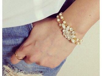 pearl bijou brecelet.Ⅱの画像