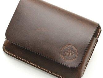 【受注生産】カードケース(名刺入れ) チョコの画像