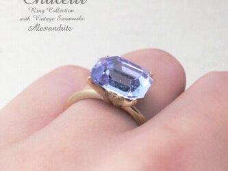 Vintage Swarovski Ringの画像