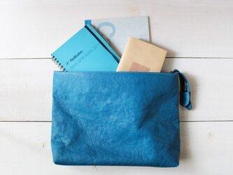 【再販】Clutch bag -Jupiter Blue-の画像