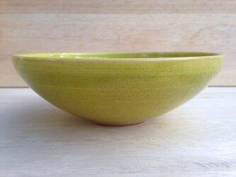 5寸鉢-黄-の画像