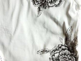 特注手描きTシャツ★その人イメージでプレゼントシャツの画像