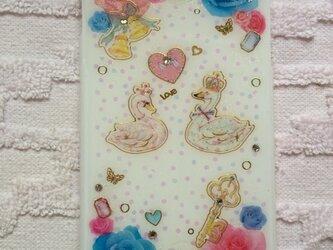 岡村様オーダー品 iPhone6用ケース スプリングブーケの画像