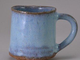 マグカップ[斑碧](まだらあお)の画像