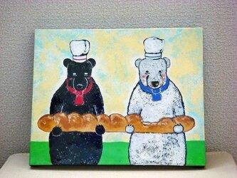 クマパンの画像