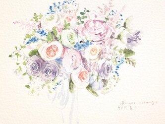 「happy flower arrange」の画像