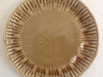 5寸皿-HANABI-梅の画像