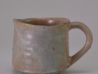 粉引きティーカップの画像