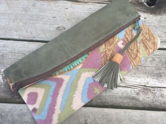 Crutch Bag(olive)の画像