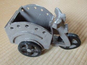 三輪プランターの画像
